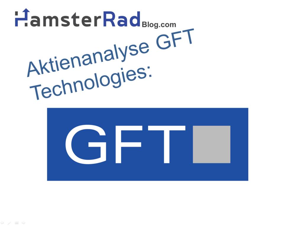GFT Technologies Aktie