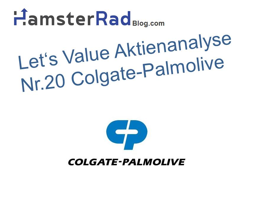 Aktienanalyse Colgate-Palmolive Aktie
