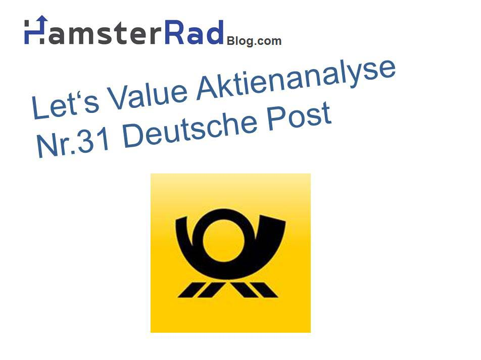 Deutsche Post Aktienanalyse