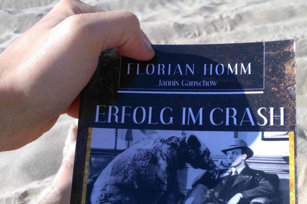 Hier die Buchrezension über Florian Homm Erfolg im Crash