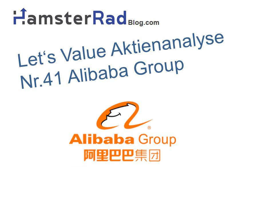 Alibaba Aktienanalyse