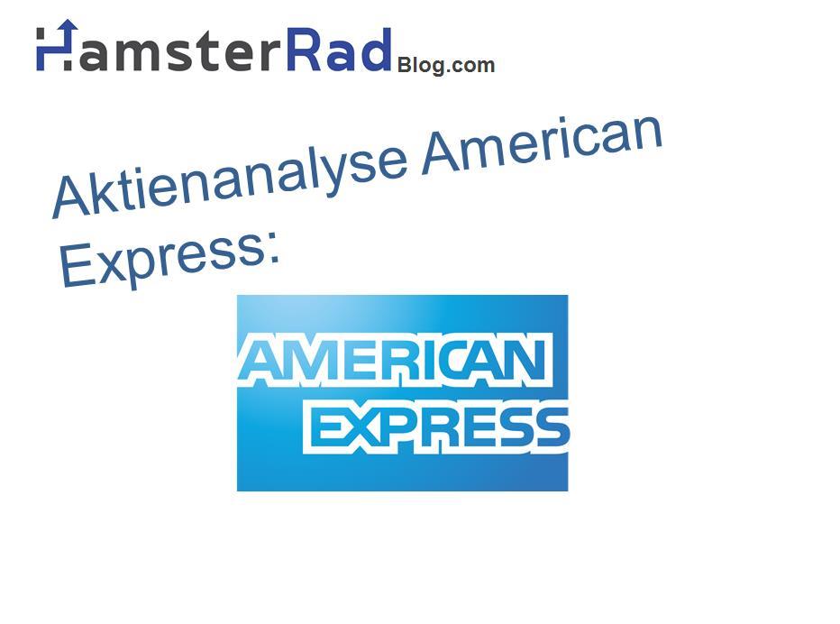 Aktienanalyse American Express