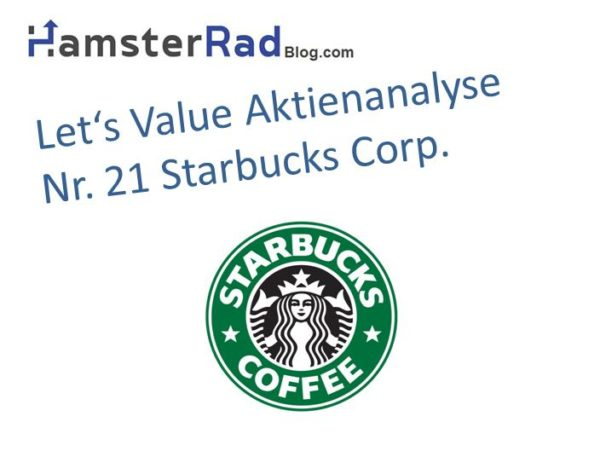 Kaufen Starbucks Aktie