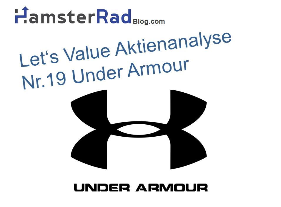 Aktienanalyse Under Armour Aktie