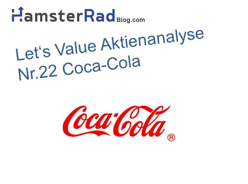 Aktienanalyse Coca-Cola Aktie