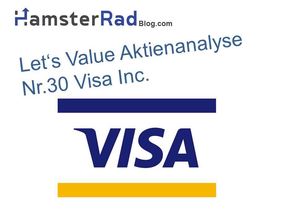 Die Visa Aktie ist derzeit wieder kaufenswert. Hier meine Empfehlung in der Aktienanalyse