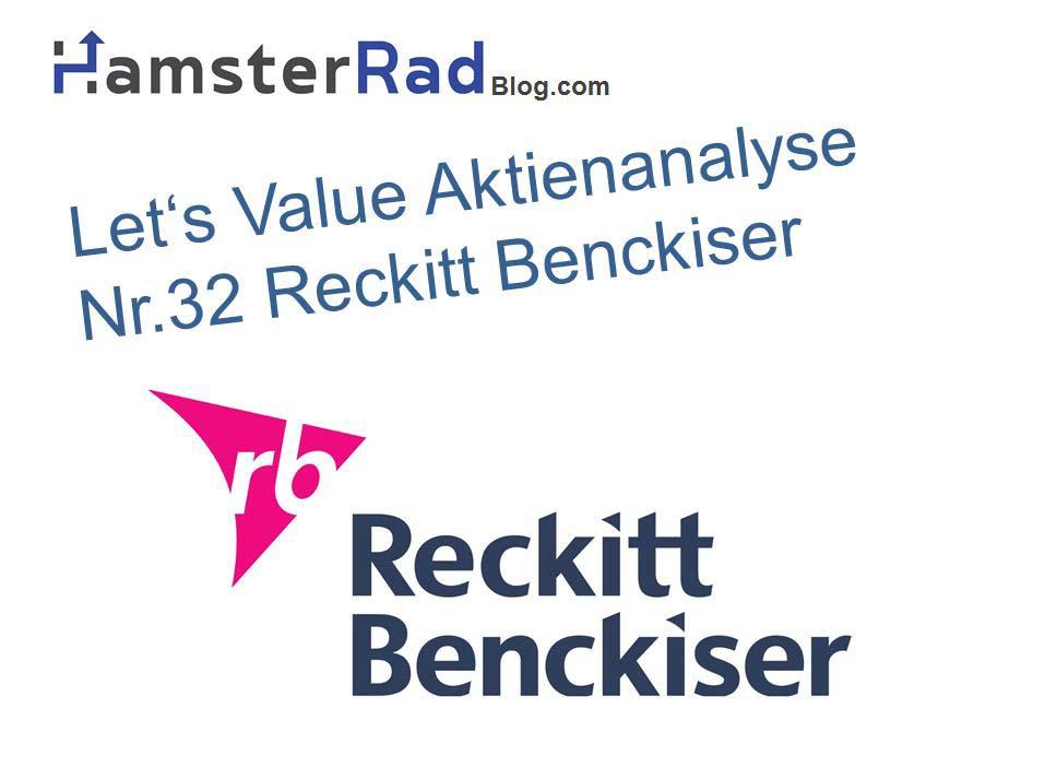 Reckitt Benckiser Aktie