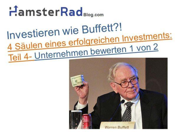 Unternehmen bewerten am Beispiel der Daimler Aktie