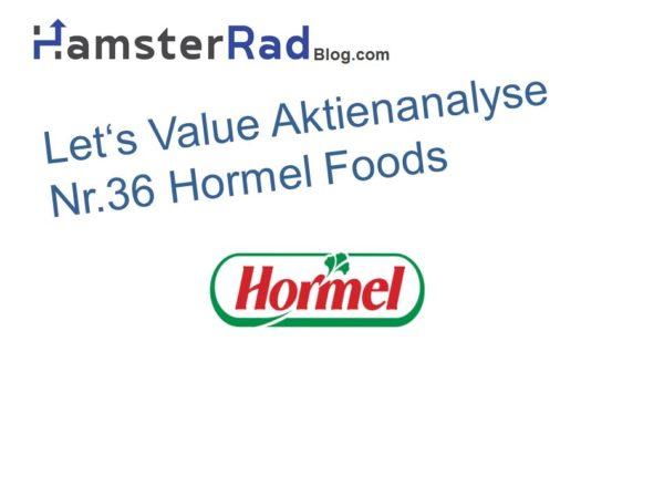 Thumbnail Hormel Foods