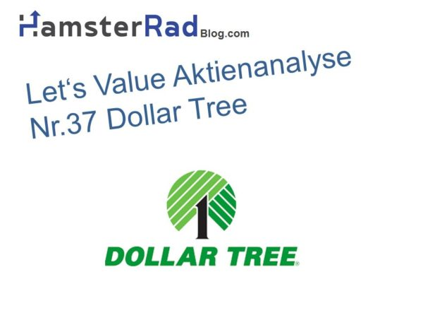 Dollar Tree Aktienanalyse