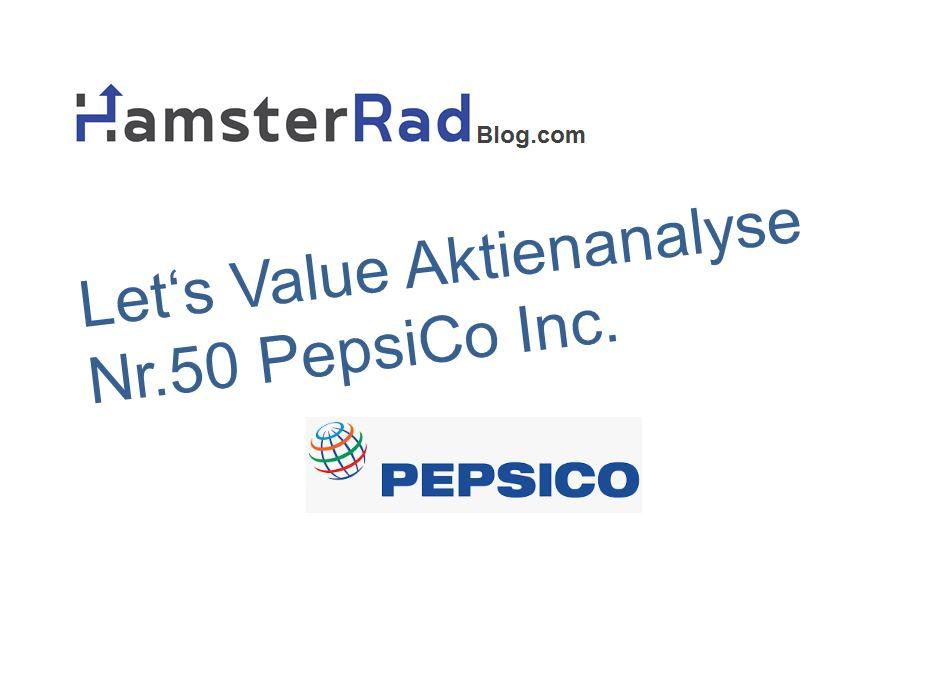 Aktienanalyse PepsiCo Aktie