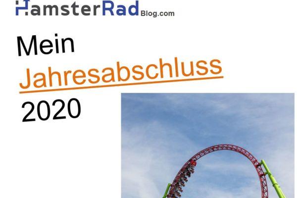 Jahresabschluss Hamsterradblog
